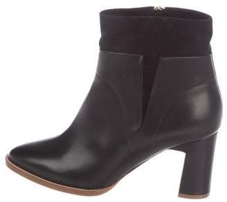 Rupert Sanderson Woodlea Leather Ankle Boots