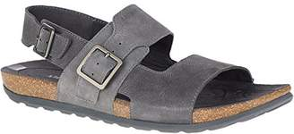 Merrell Men's Downtown Backstrap Buckle Sport Sandal
