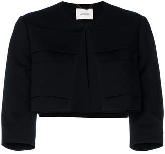 Dorothee Schumacher three-quarter sleeves cropped jacket