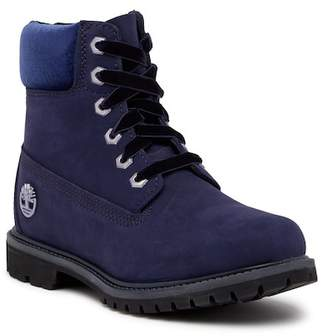 "Timberland 6\"" Premium Waterproof Velvet Boot"