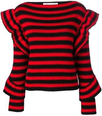 Philosophy di Lorenzo Serafini striped jumper