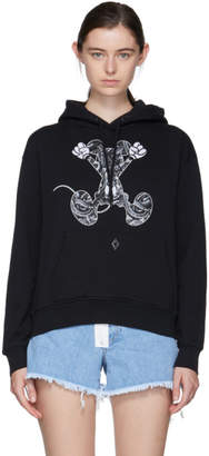 Marcelo Burlon County of Milan Black Disney Edition Mickey Mouse Hoodie