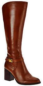 Franco Sarto Leather Tall Shaft Medium CalfBoots - Arlette