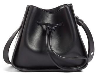 3.1 Phillip Lim Mini Soleil Leather Bucket Bag - Black $650 thestylecure.com