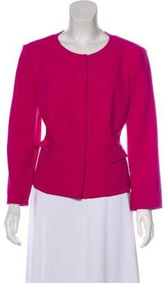Armani Collezioni Scoop Neck Short Sleeve Blazer w/ Tags