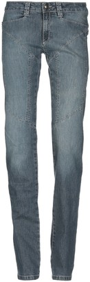9.2 By Carlo Chionna Denim pants - Item 42716104EA