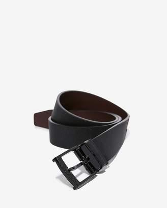 Express Textured Strap Reversible Prong Belt