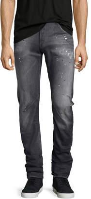 G Star G-Star Arc 3D Slim-Straight Jeans, Gray