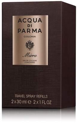 Acqua di Parma Colonia Mirra Travel Spray Refills