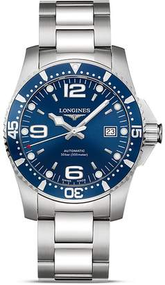 Longines Hydro Conquest Watch, 41mm $1,275 thestylecure.com