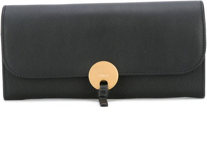 Chloé  Chloé Indy long wallet with flap