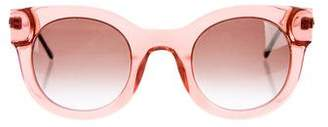 Thierry Lasry Draggy Cat-Eye Sunglasses