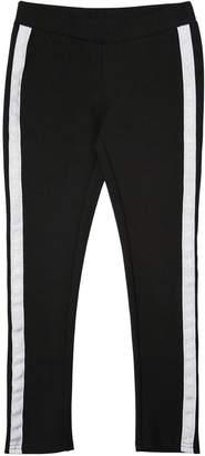 Karl Lagerfeld Logo Bands Milano Jersey Leggings