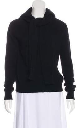 Band Of Outsiders Hooded Long Sleeve Sweatshirt