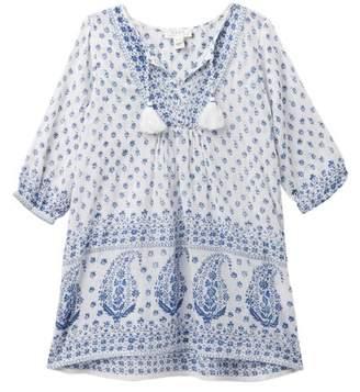 Joie Davita Boho Printed Shirt