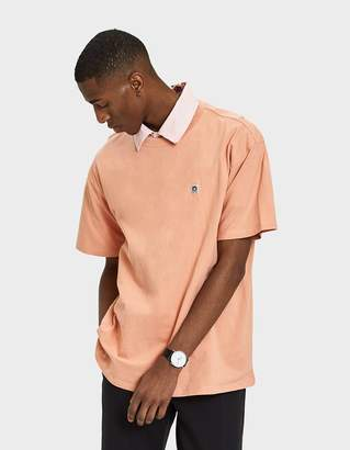 Obey Eighty Nine Solid Box Tee SS Tee in Rose