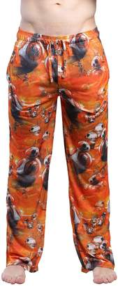 Star Wars Mad Engine mens Deep Thoughts BB-8 Mens Lounge Pants