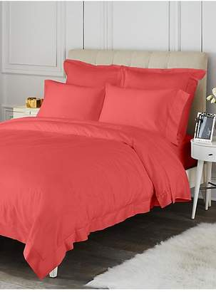 Saks Fifth Avenue Hemstitch Fitted Sheet