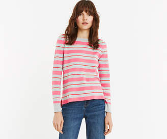 20ed69bf47ca Grey Stripe Jumper - ShopStyle UK