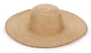 Ava & Aiden Frayed Sun Hat