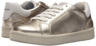 Geox Kids DJ Rock 3 Girl's Shoes