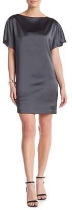 Jay Godfrey JAY X JAYGODFREY Smith Satin Mini Dress