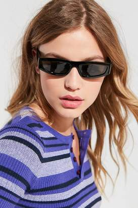Urban Outfitters Jetson Flat-Top Square Sunglasses
