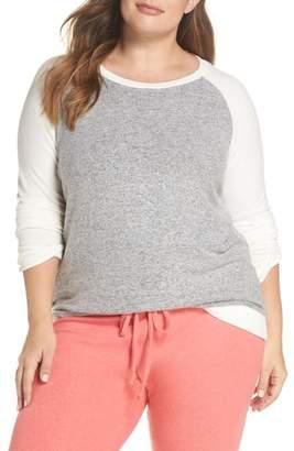 Make + Model Cozy Crew Lounge Sweater