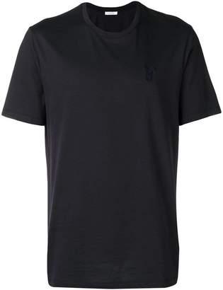Versace medusa patch T-shirt