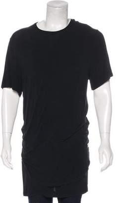 Stampd Longline Scoop Neck T-Shirt