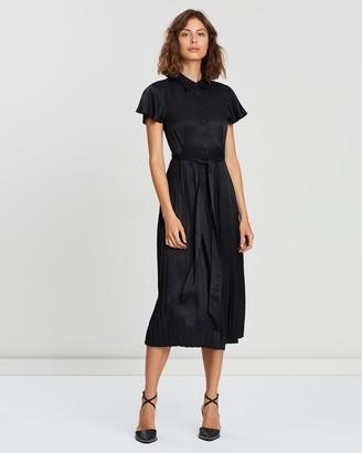 Atmos & Here Camilla Pleated Dress