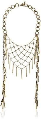 Ettika Marra Brass Necklace