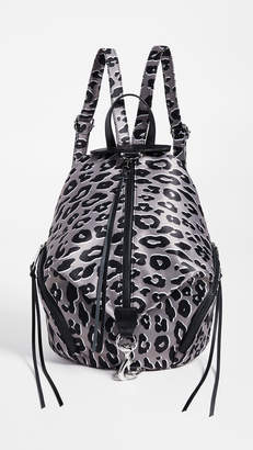 Rebecca Minkoff Satin Nylon Julian Backpack