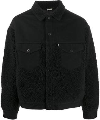 Levi's Made & Crafted textured style jacket