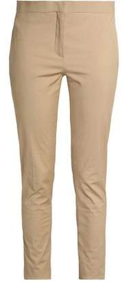 Valentino Stretch-Cotton Tapered Pants