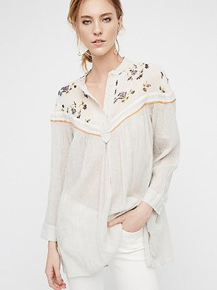 Free People Hearts And Colors Top $128 thestylecure.com