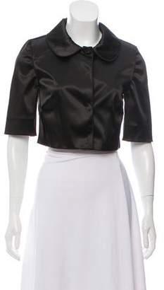 Dolce & Gabbana Short Sleeve Evening Jacket