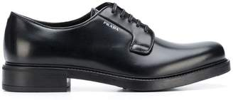 Prada lace-up Derby shoes