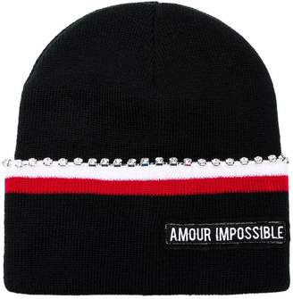 Pinko Amour Impossible hat