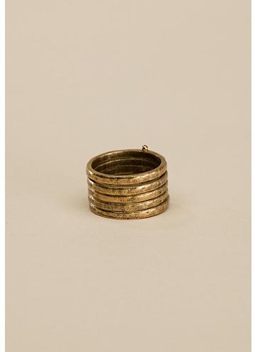 Stacked Ringlets