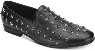 Kenneth Cole Reaction Men's Trophy Star Stud Smoking Loafers Men's Shoes