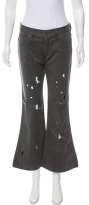 Junya Watanabe Mid-Rise Jeans