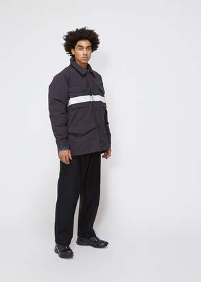Junya Watanabe Canada Goose Reflective Stripe Jacket