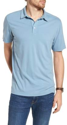 1901 Brushed Pima Cotton Jersey Polo