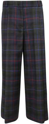 Co Kiltie & Kiltie Checked Trousers