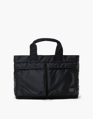 Tanker Tote Bag in Black