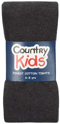 Country Kids Cotton Blend Tights