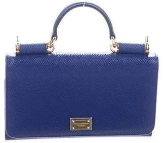 Dolce & Gabbana Mini Sicily Von Phone Bag