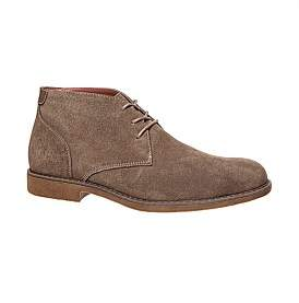 Hush Puppies Terminal Suede Lace Up Desert Boot