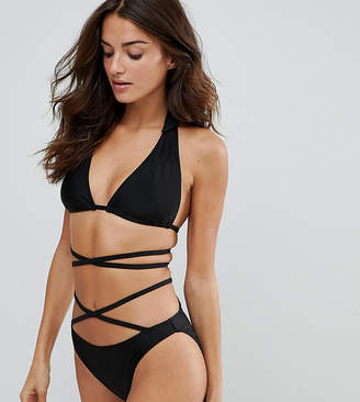 Wolfwhistle Wolf & Whistle Strappy Bikini Top